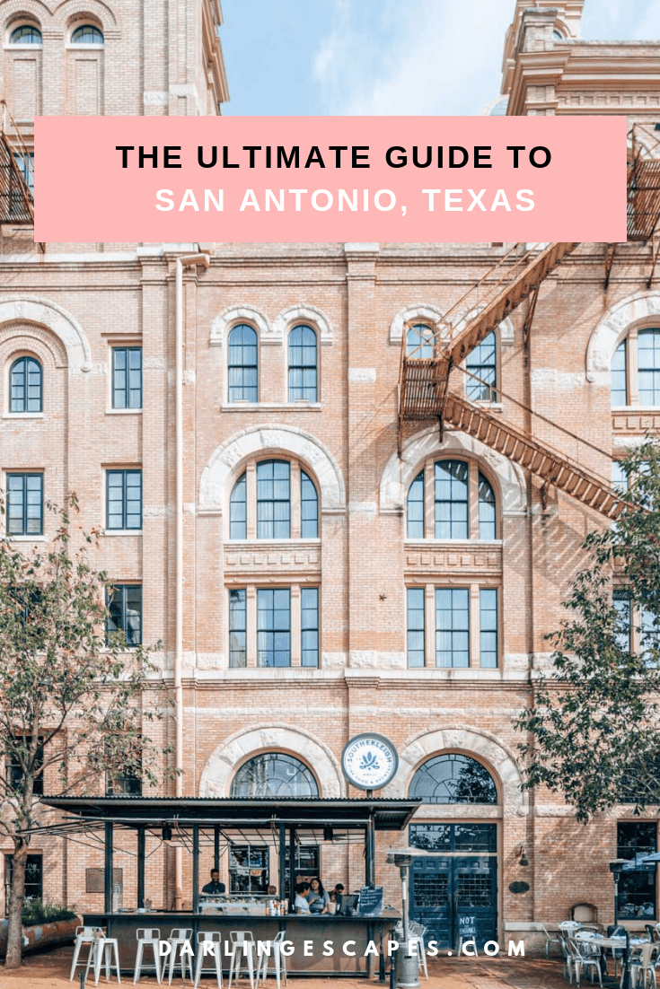 San Antonio is the food destination you didn't know you needed until this travel guide came along. Join us on a ride along SA's sights and juiciest food, as we explain where to stay, what to visit and show some restaurants that make you go 'wow'.