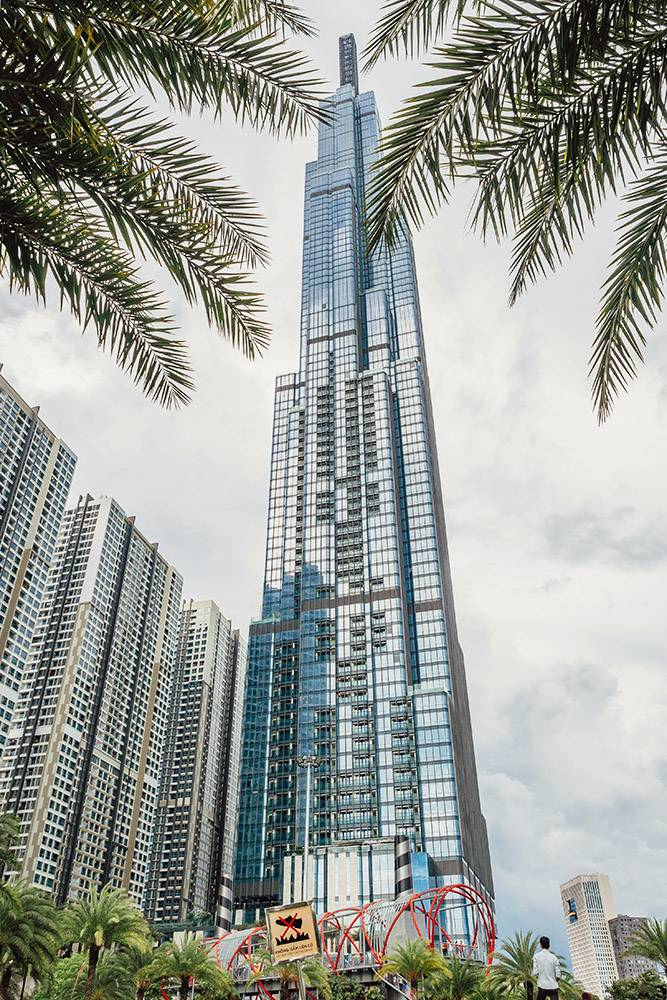 If you're looking for what to do in Ho Chi Minh City, try out Landmark 81: the city's newest pride and tallest building
