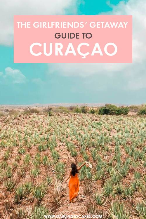 Wondering how to plan a fun girls' trip to Curacao? On this girlfriends' getaway guide, we share everything you need to know to visit our favorite Caribbean destination: from the best things to do in Curacao, to the best places to eat, and where to stay! #Curacao
