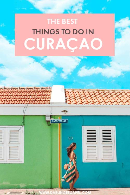 Visiting Curacao and wondering what the best things to do on the island are? On this travel guide to Curacao, we share our favorite restaurants, our top activities, and the most Instagrammable spots in Curacao!
