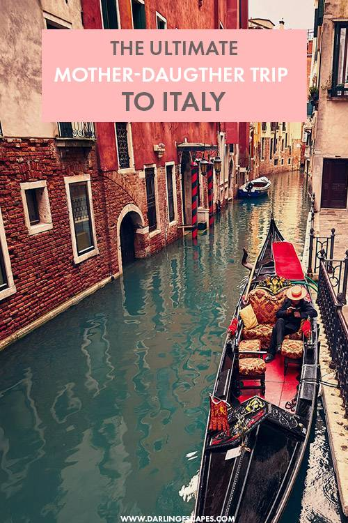 What's better than a dream trip to Italy? To share it with the people you love. Bring your mom to some of the most stunning places on earth. With this list, we're sharing some fun things to bond over for a lovely mother-daughter trip to Italy.