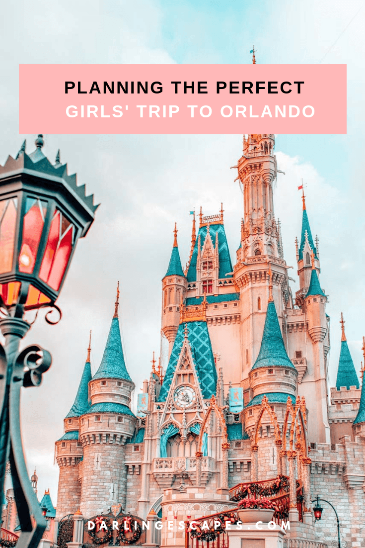 The Best Things to Do in Orlando for the young and old- here\'s how to plan the perfect girls\' trip to Orlando, Florida. #VisitOrlando #Orlando