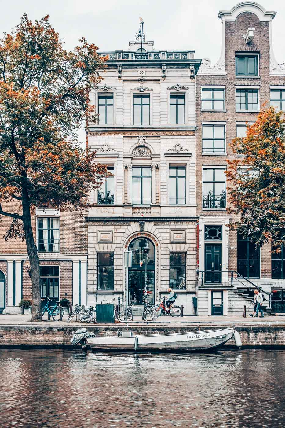 Finding all the best gems of Europe including the charming, Amsterdam!