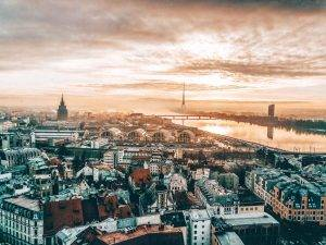 Finding all the best gems of Europe including the charming, Riga