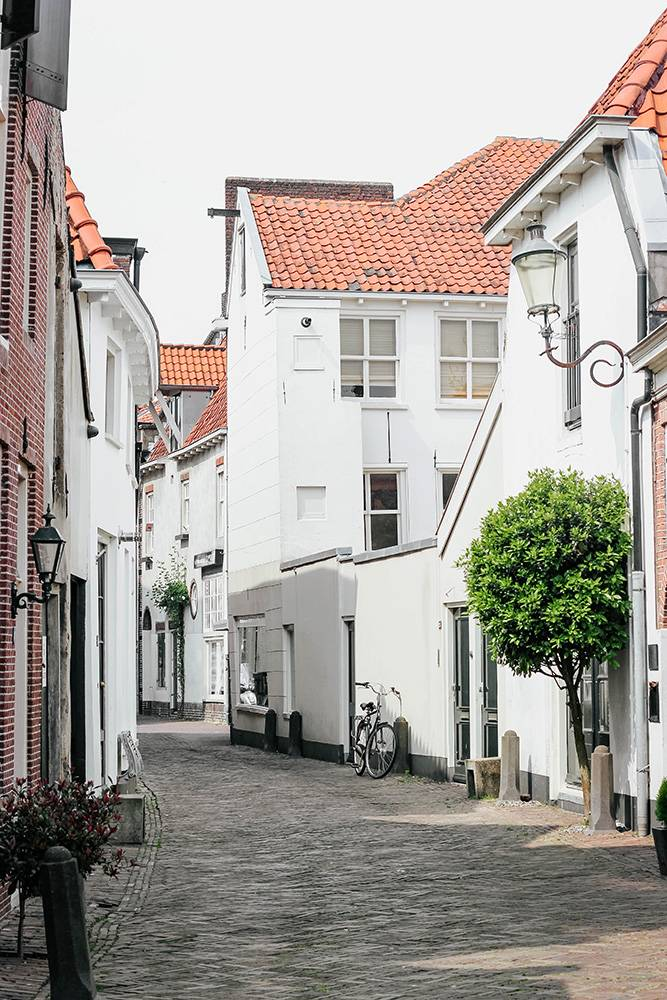 Here's a small town you'll surely haven't heard of: Veere in Zeeland, the Netherlands. It's so adorable that it made our list of hidden gems in Europe