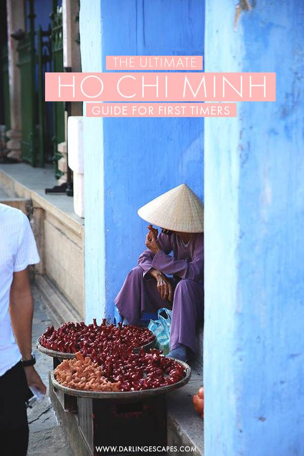 From fun things to do to top attractions and places to grab a drink, we've rounded up the ultimate guide to Ho Chi Minh with the best things to do in the Vietnamese capital! #HoChiMinh #Vietnam #Asia
