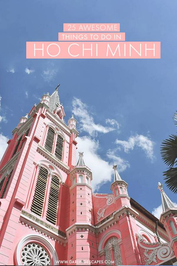 First time in HCMC? Don't worry, here's an extensive list so you're well prepared on what to do in Ho Chi Minh City, incl. lesser known sights! Formerly known as Saigon, Ho Chi Minh City is the prime example of Vietnamese prosperity. Though it has a vibe different from Hanoi or Hoi An's colorful old towns, HCMC has tons to offer. You can focus on skybars, markets and good food, or get cultural at it's famous (war) musea or Cu Chi Tunnels. Let's guide you along Saigon's top (unknown) sights.