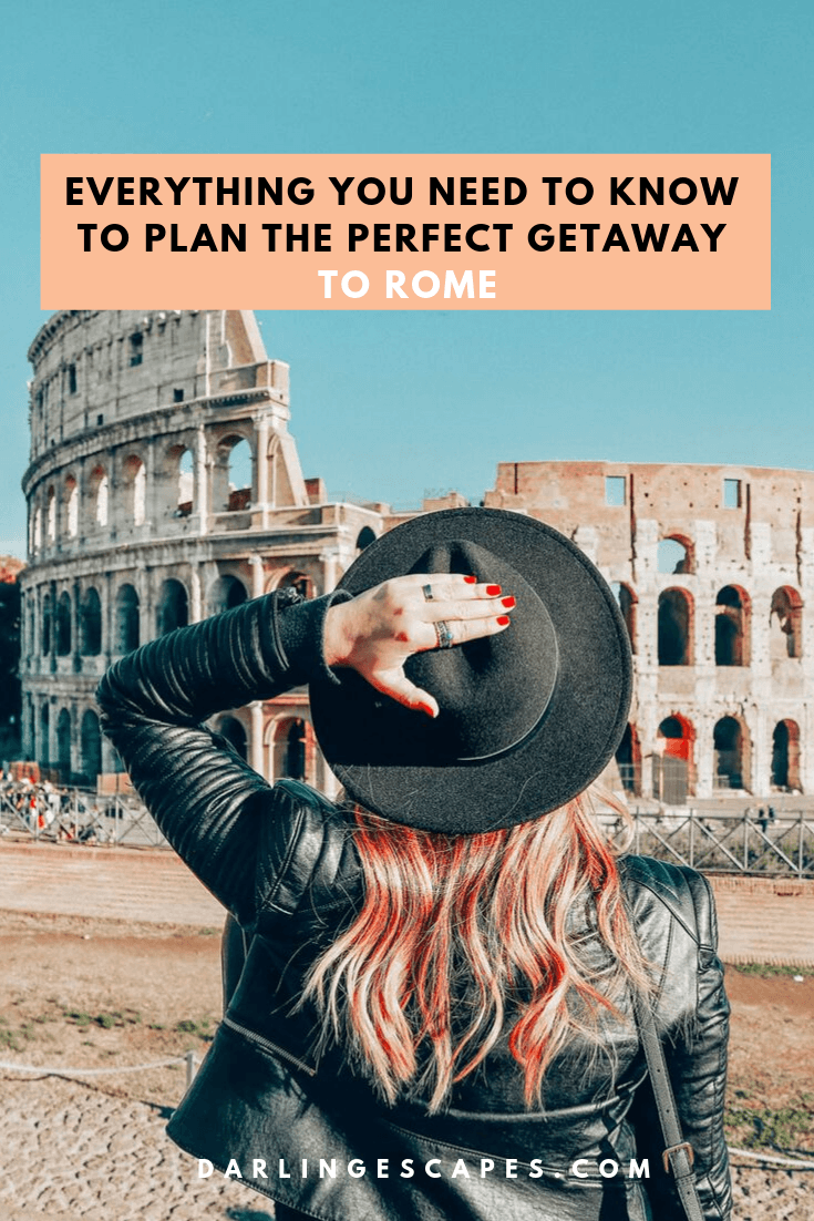 Wondering what to do in Rome? If you love getting off the beaten path and finding hidden gems, you'll love this travel guide to the coolest things to do and hidden gems in Rome to visit. #Rome #Italy