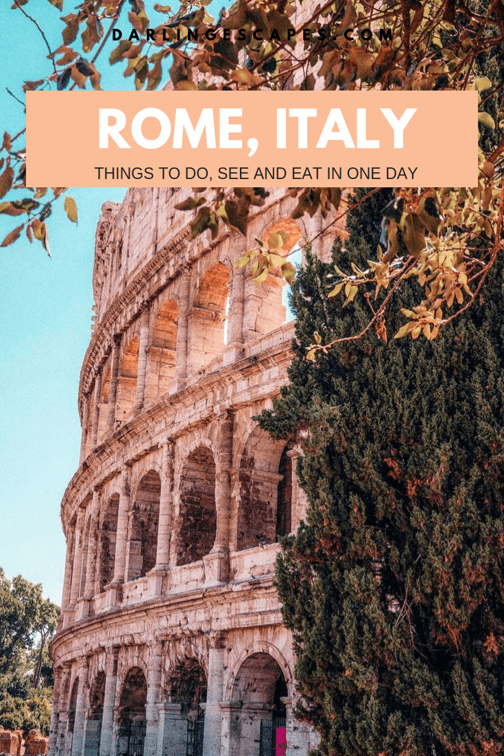 The Colosseum should never be skipped on a trip to Rome, but perhaps you've seen it one too many times: let's head towards the more hidden Gems in Rome