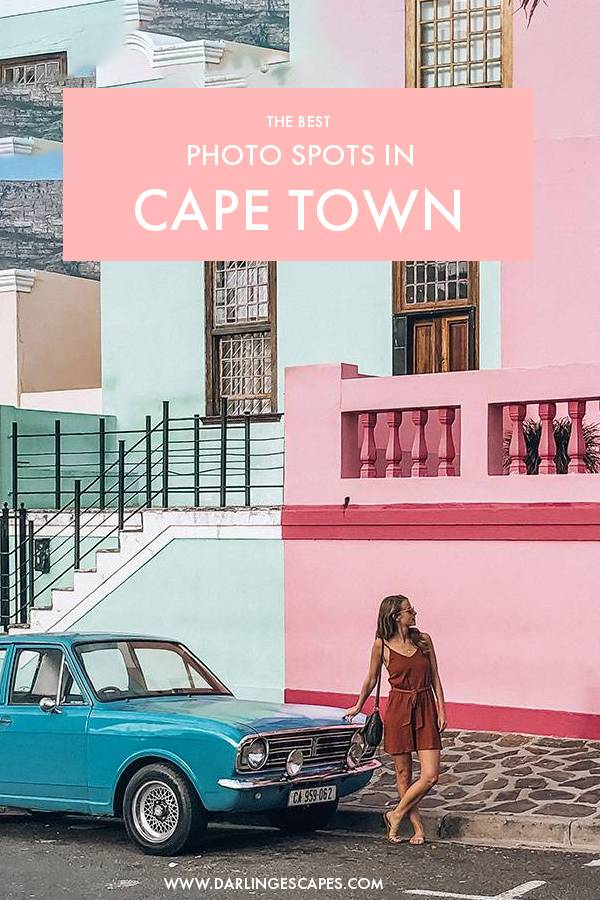 Cape Town will blow a photographer's mind: it's filled to the brim with colors and photogenic views. From the famous bright houses of Bo-Kaap, to epic hiking trails and surprising neighborhoods - time to capture these memories that'll last a lifetime. Here are the most photogenic spots in Cape Town!