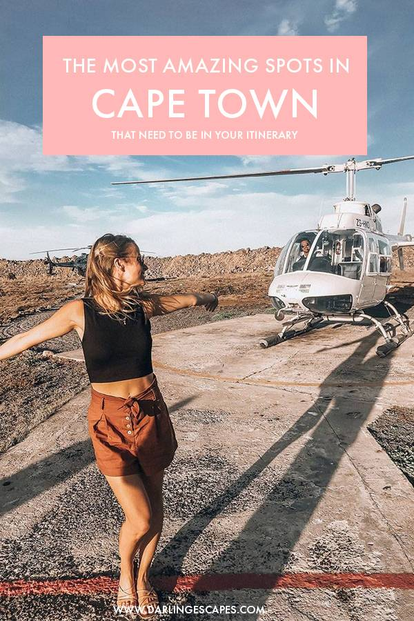 Most Photogenic Spots in Cape Town, South Africa