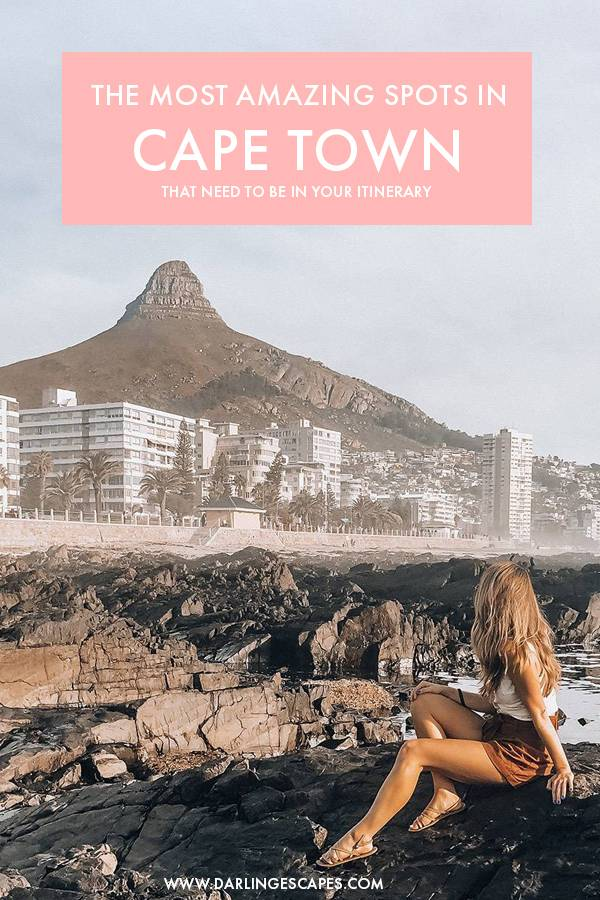 Visiting Cape Town? We've pulled together the best things to do in Cape Town, South Africa for photographers and creatives - from the best photo spots to top activities and adventurous getaways, these are the spots in Cape Town that need to be in your itinerary
