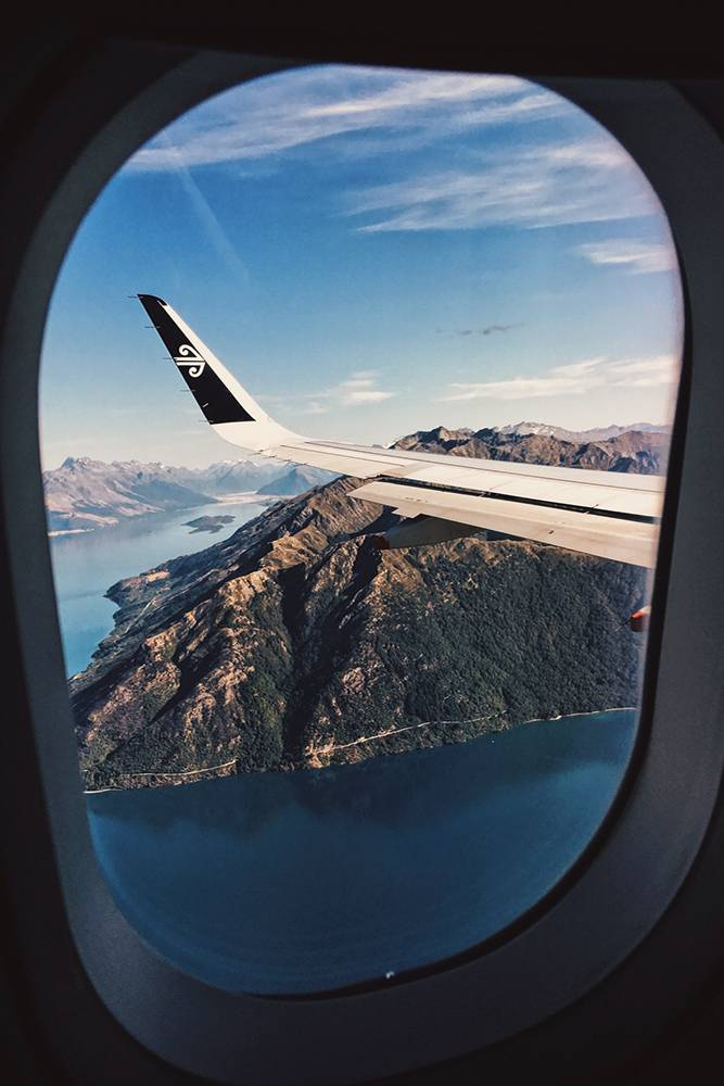 Using a seat finder will ensure the best spot in the house and perhaps some amazing views - go check out useful flight booking sites and more!