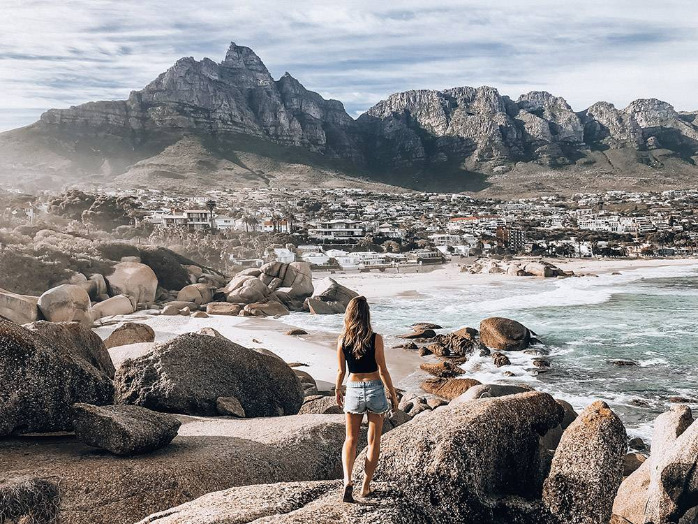 Spot some dolphins and enjoy the views along the seaside for some of the best Instagrammable spots in Cape Town
