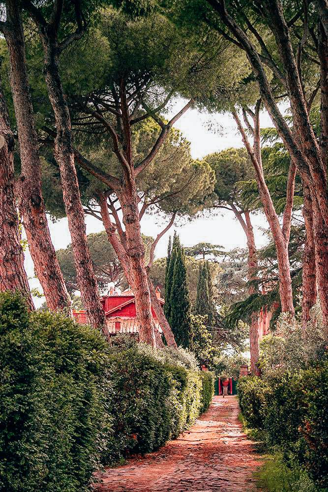 Via Appia Antica is worth a visit, though most tourists in Rome won't know of it. Grab a bike and drive over one of our hidden gems in Rome!