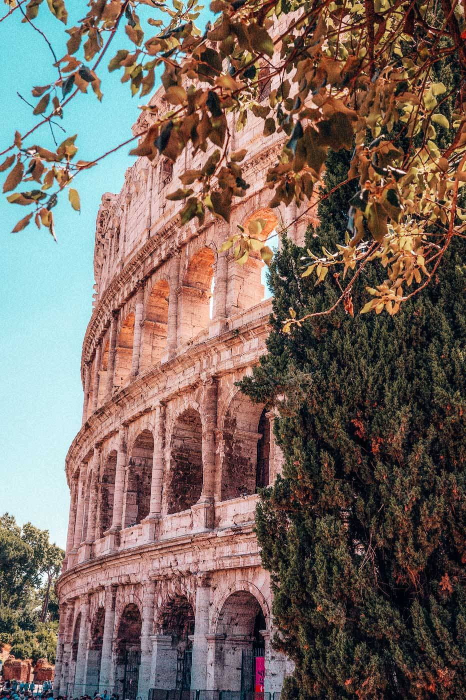One could travel around Rome for a lifetime: outside the well-known spots is a world of wonder that's less-visited: Here's 25 hidden Gems in Rome!