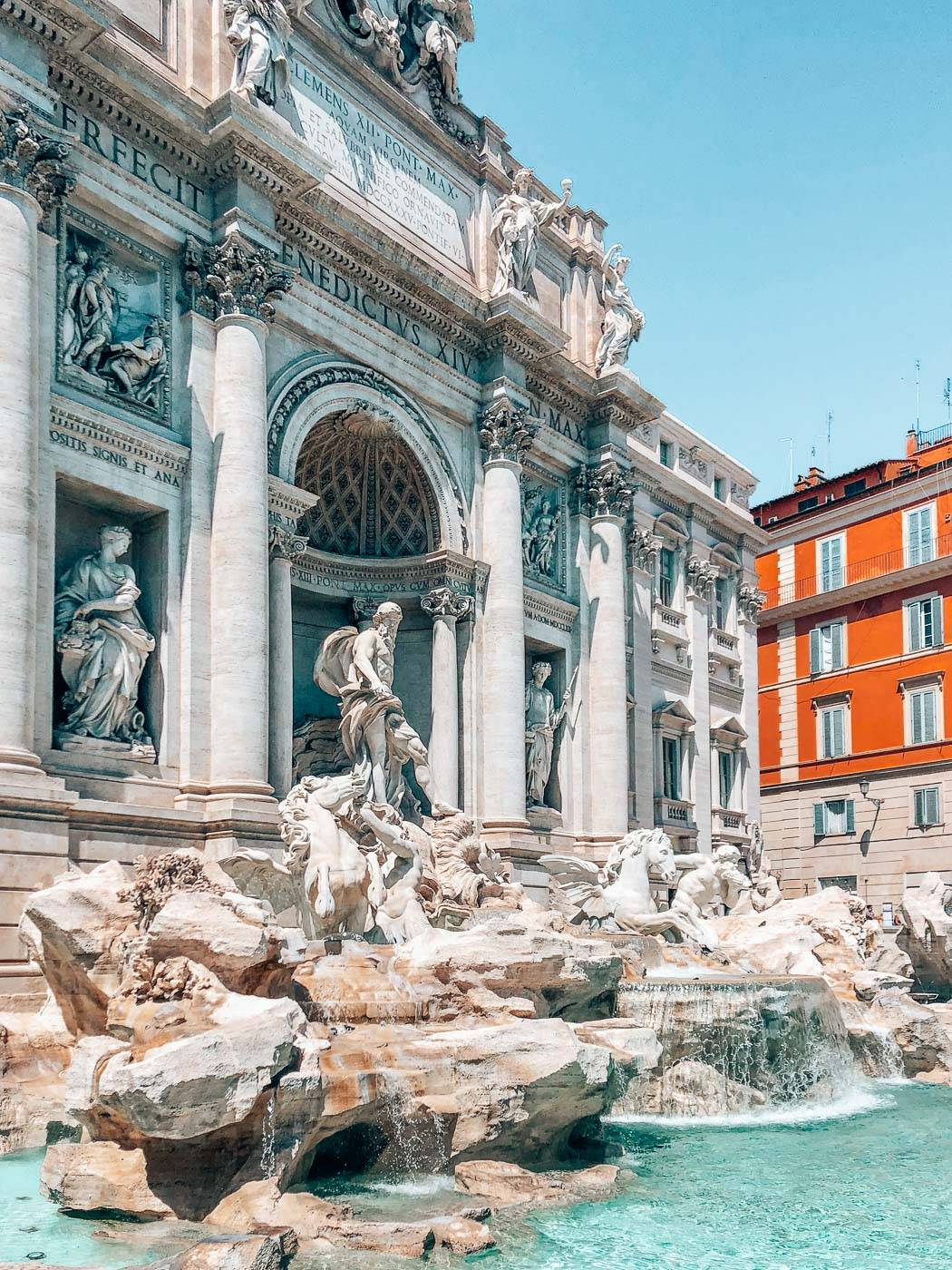 Roaming the streets will never get old, but there are a million lesser-known sights in town: our 25 hidden gems in Rome