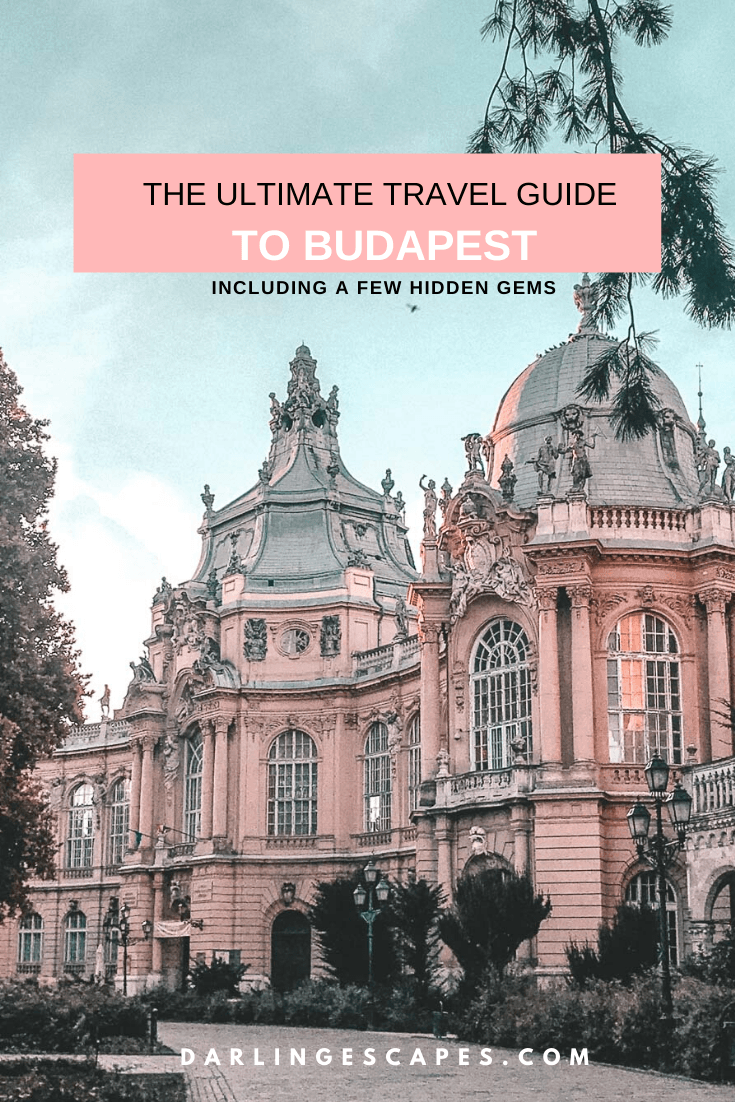The Ideal 2 or 3 Days in Budapest Itinerary