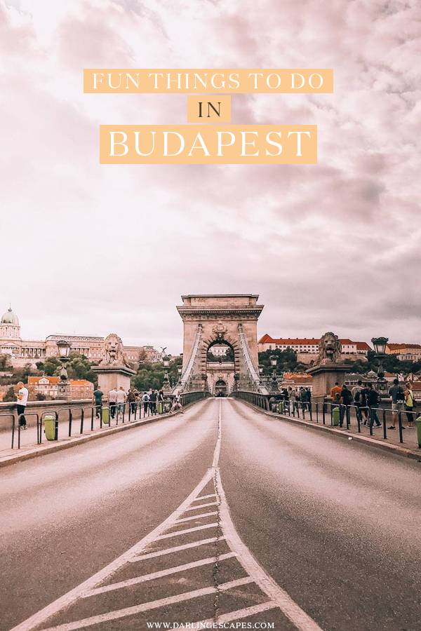 Spending some time in Budapest? Here's a detailed itinerary for the perfect mix of culture, baths, photo opps and lots of mouth-dropping landmarks. Budapest travel destination | best lookout points in Budapest | beautiful scenery in Budapest | where to go in Budapest | what to see in Budapest | where to stay in Budapest