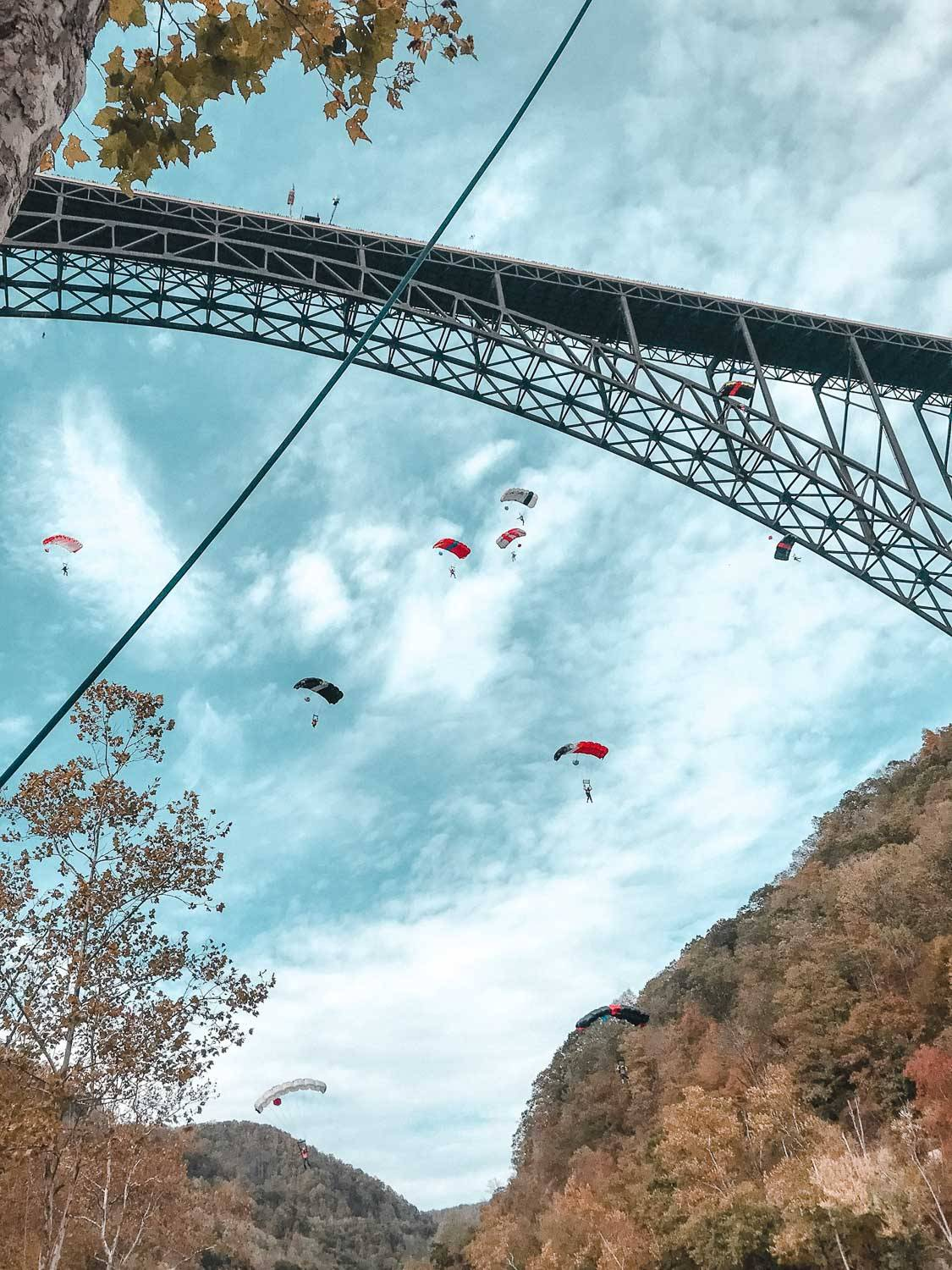 Looking for amazing things to do in Fayetteville, West Virginia? Well, look no further because we have you covered including the oh so popular Bridge Day