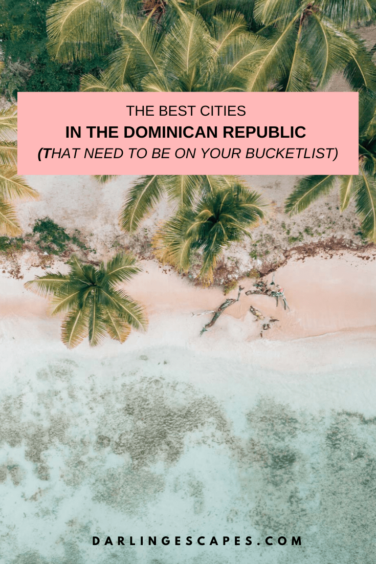 Looking for the best things to do in Dominican Republic? We recommend starting with this list to narrow down your choices. Covering everything from things to do in La Romana, where to stay, what to eat, and  how to get to Saona island, what to do in Punta Cana, and Puerto Plata and where to find the best beaches in Dominican Republic.