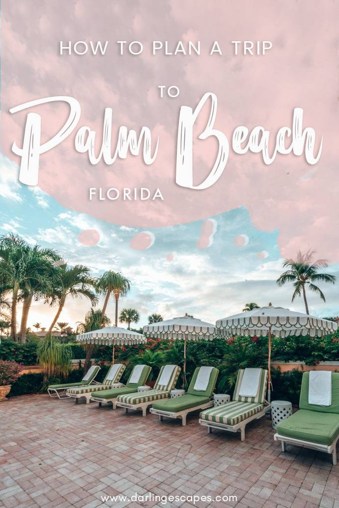 Looking for getaway ideas for your next vacation? Palm Beach needs to be in your bucketlist, and in this Palm Beach travel guide, we share our favorite activities and things to do in town, as well as where to eat and where to stay!