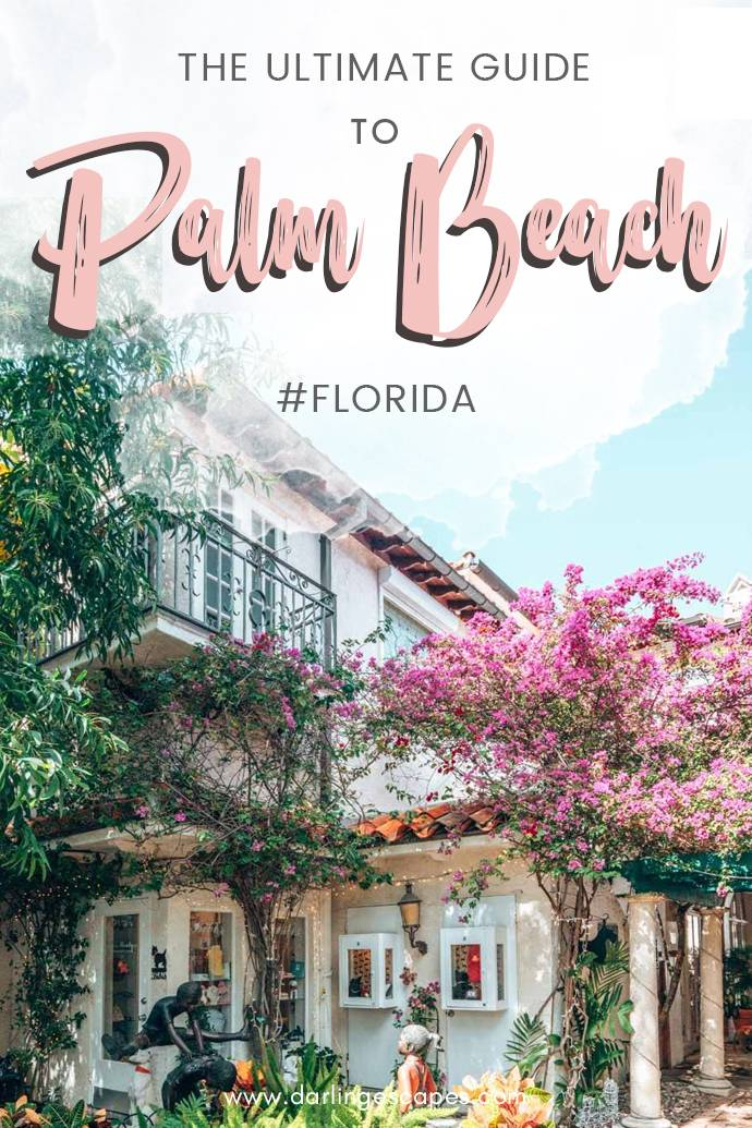 Looking for travel tips to plan the perfect holiday or getaway to Palm Beach? This post covers the best things to do in Palm Beach along with our hotel recommendations and the best places to dine in Florida's most charming destination! #Florida #PalmBeach #VisitFlorida