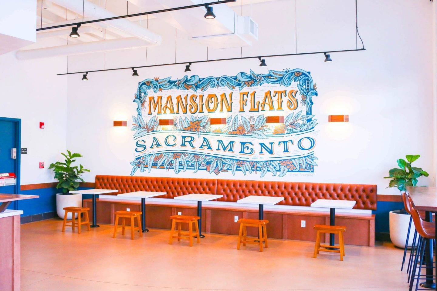 Looking for the most instagrammable places in Sacramento? Well, look no further- we've pulled together the list of all the cute and instagrammable coffee shops, and wall art, and cute ice cream parlors so you can snap away!