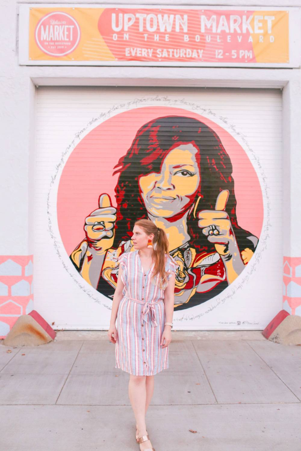 The ultimate guide to all the instagrammable spots in Sacramento. We have everything from cute coffee shops to wall art covered!