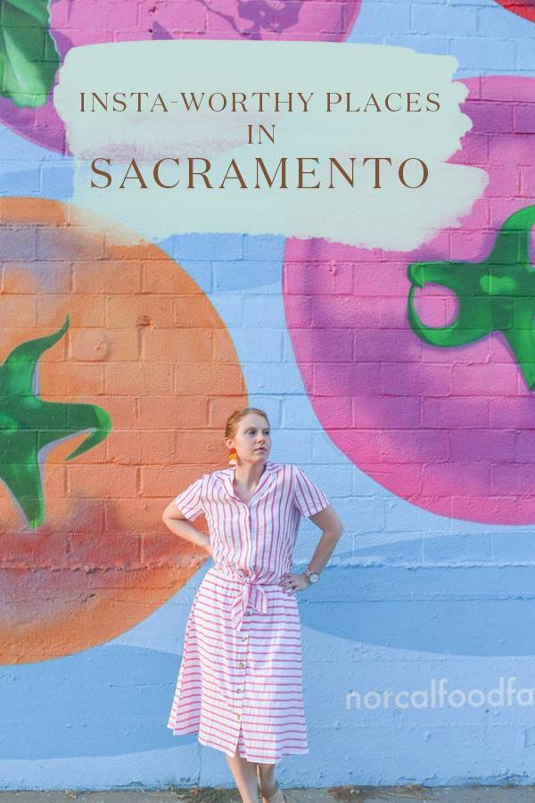 Wondering what to do in Sacramento? If you love Instagrammable spots and food, we've got the perfect weekend guide for you! From insta worthy things to do, to cute cafés and the best restaurants, this is the ultimate guide to Sacramento! #Sacramento #California