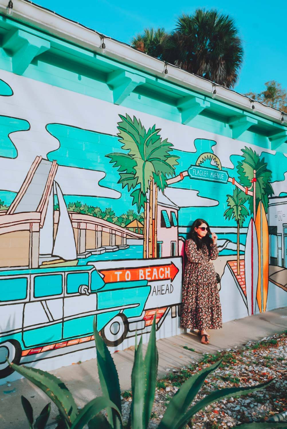 This guide to New Smyrna beach has everything you need to know about this charming little beach town in Florida. It includes things to do in New Smyrna beach, places to stay, and where to eat.