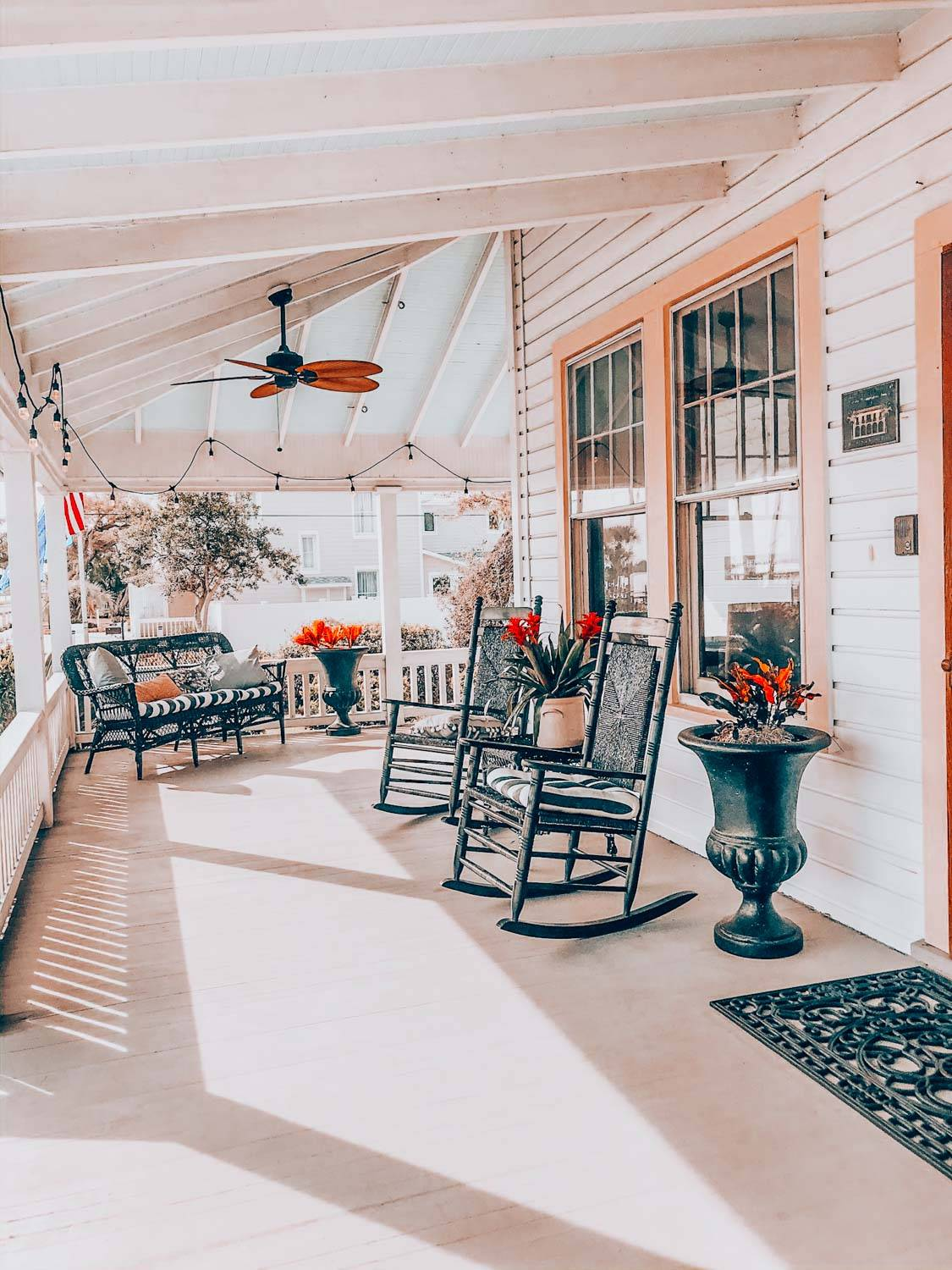 Stay at the most charming Bnb in New Smyrna Beach. The night Swan is one of the best places to stay.