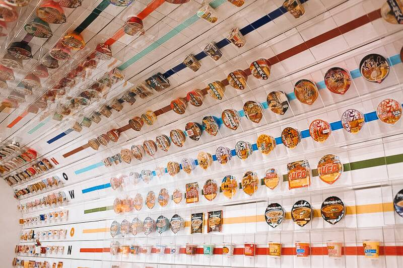 An insight to the Cup Noodle Museum; a possible add to your Osaka itinerary