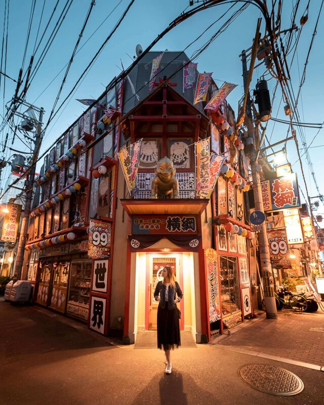 Please. Do. Not. Skip. Dotombori is a must-visit in any Osaka itinerary